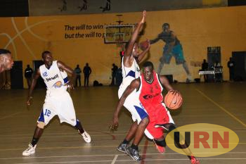 City Oilers and Betway Power in action
