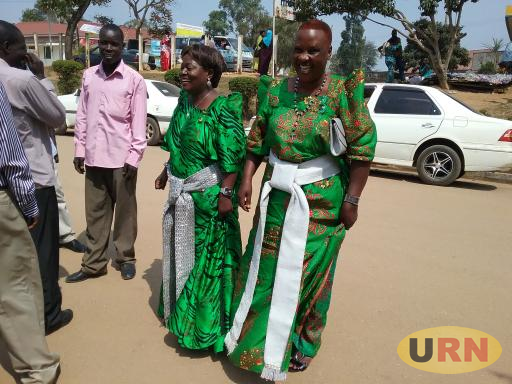 Robinah Ssentongo tall is DP candidate for Kyotera Woman MP elections.