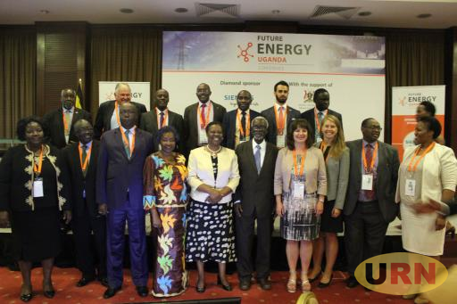 Energy experts and policy makers meeting in Kampala at the Energy Future Conference