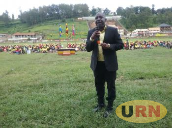 Darias Nandiinda, the Kabale Resident District Commissioner