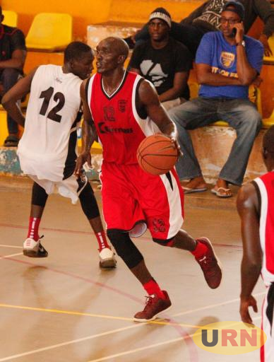 Stephen Omony, scored 21 points for Oilers as they sailed past Power