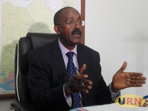 Sam Rwakoojo, the secretary to the commission speaking to URN  at his office.