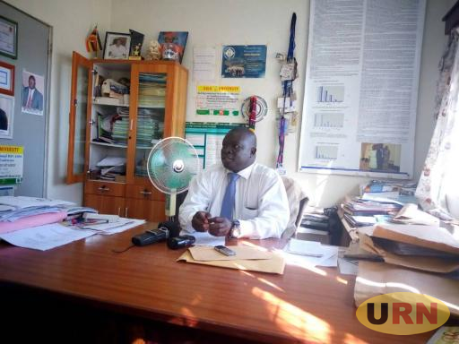 Professor David Kitara in Media Interview With Journalists in Gulu