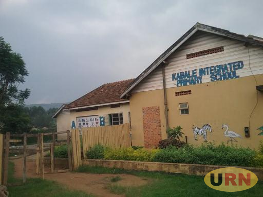 Kabale Integrated Primary School, one of the affected schools
