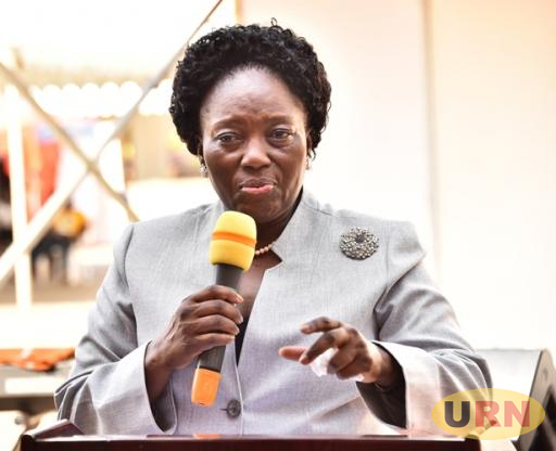 Speaker of Parliament Rebecca Kadaga.