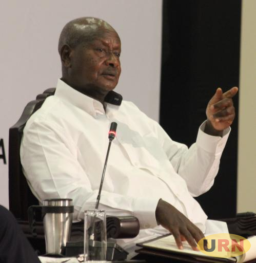 President Museveni said he will resist PPPS that will make electricity expensive