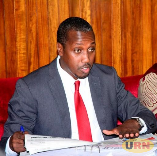 Gerald Karuhanga, the Vice Chairperson of Parliament's Public Accounts Committee (PAC).