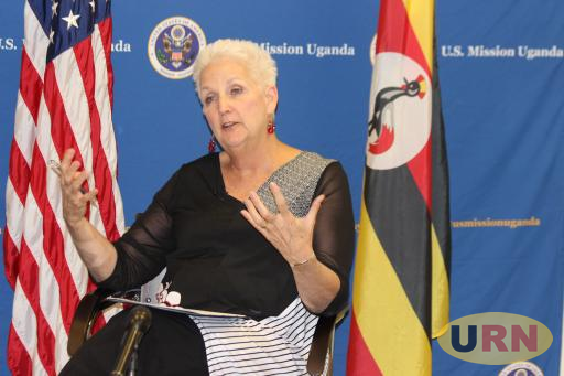 US Ambassdor, Deborah R. Malac She will be marketing Ugandan Coffee at the Seattle Coffee Expo, the five-day event brings togther Coffee roasters around the world