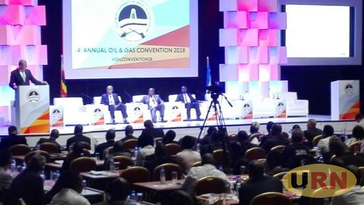 The 4th Oil and Gas Convention ongoing at Serena International Hotel in Kampala.