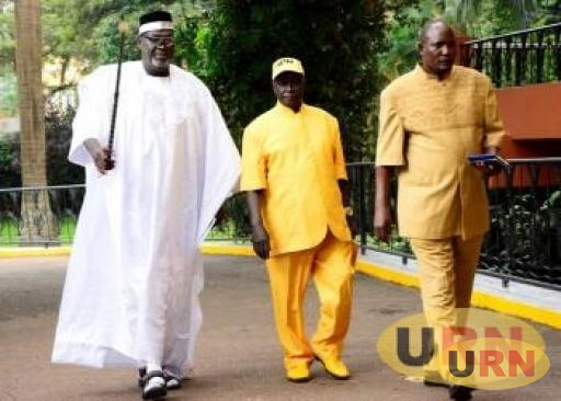 Abiriga's last public appearance at the state of the nation address held on Wednesday last week