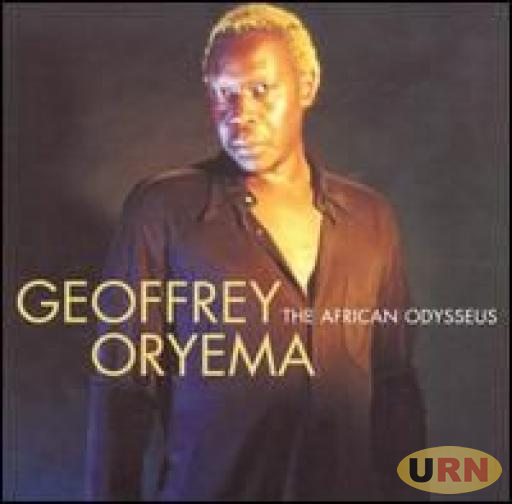 Cover Of The Album The African Odyesseus
