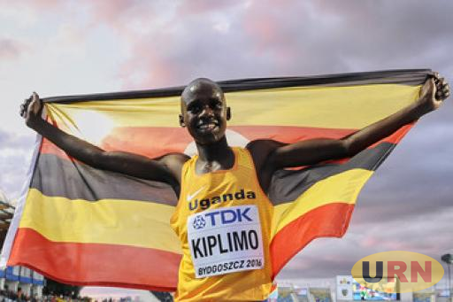 Jacob Kiplimo during a previous Championship.