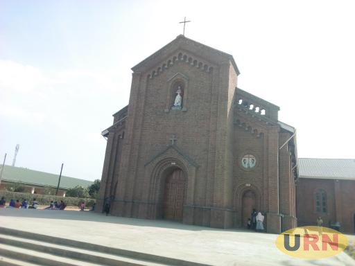 Ediofe Cathedral Church building where 100 years of the Catholic faith will be celebrated on 29th July 2018