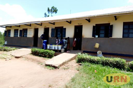 Lukumbi Community Primary School which is affected by exit of Save the Children Organisation
