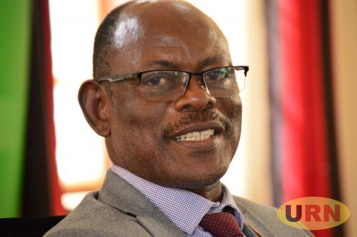 Makerere University Vice Chancellor Prof. Barnabas Nawangwe File Photo