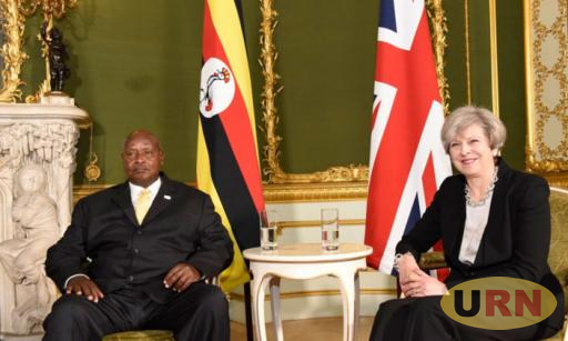 Baldwin said Museveni visited UK twice in 2018, an indication that political relations have been revitalised