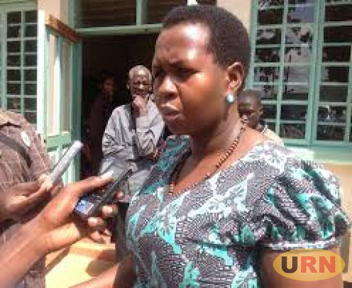 Lucy Akello, the incumbent Amuru Woman Member of Parliament
