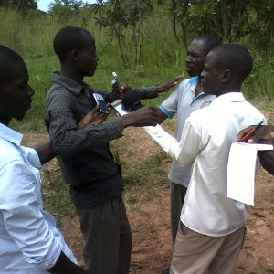 Journalists not only get theoratical journalism skills but are also encouraged to do field work