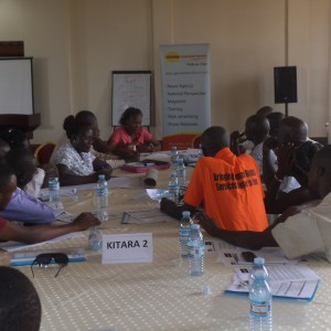 Kitara FM at PRB training