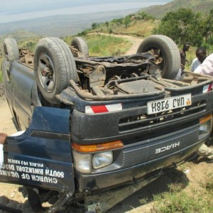 Thembo vehicle accident